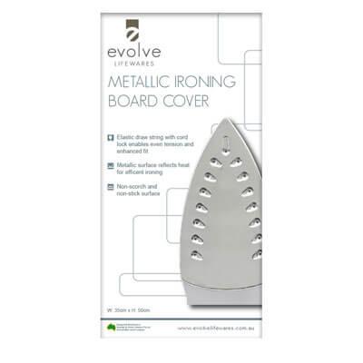 EVOLVE METALLIC IRONING BOARD COVER