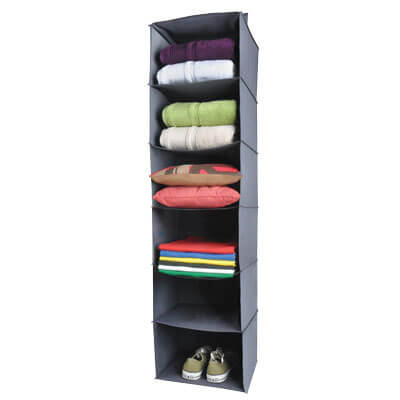 PREMIUM 6 SHELF ORGANISER