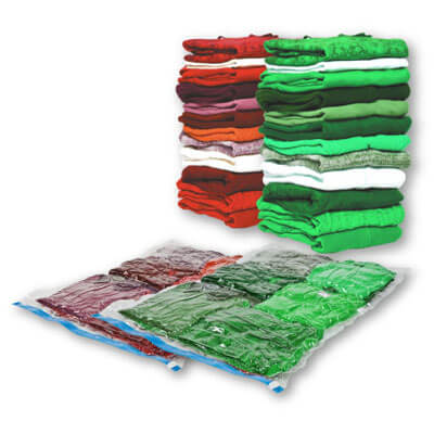 TWIN PACK VACUUM BAGS
